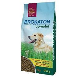 BROKATON COMPLET PIENSO PARA PERRO - 20 Kg-pienso-para-perros